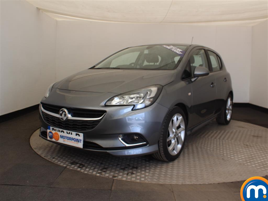 Vauxhall Corsa SRi Vx-line - Stock Number 1020553 Passenger side front corner