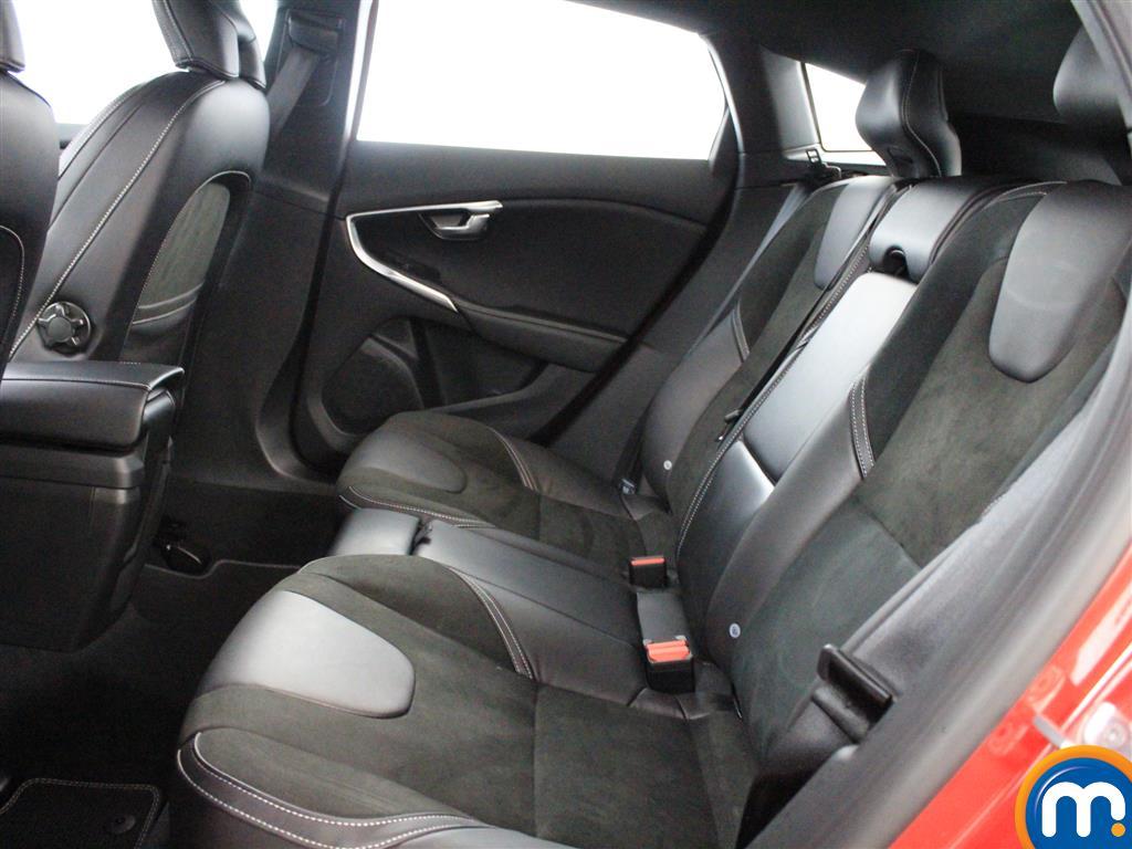 Volvo V40 R Design Nav Plus Manual Petrol Hatchback - Stock Number (1021782) - 2nd supplementary image