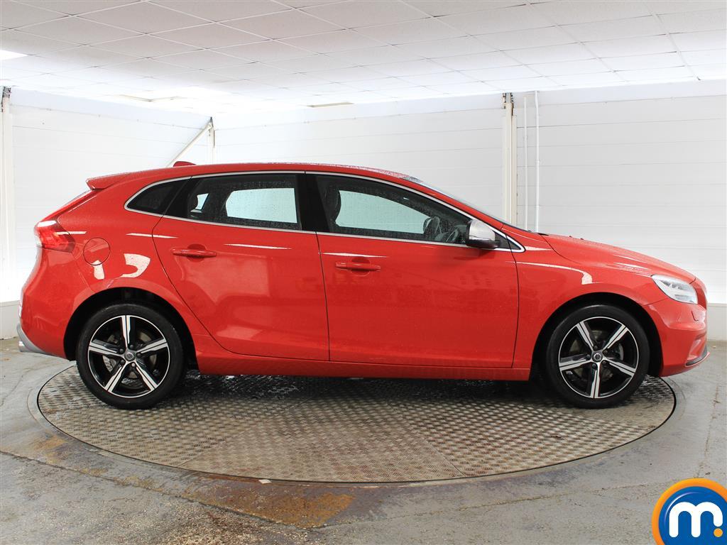 Volvo V40 R Design Nav Plus Manual Petrol Hatchback - Stock Number (1021782) - Drivers side