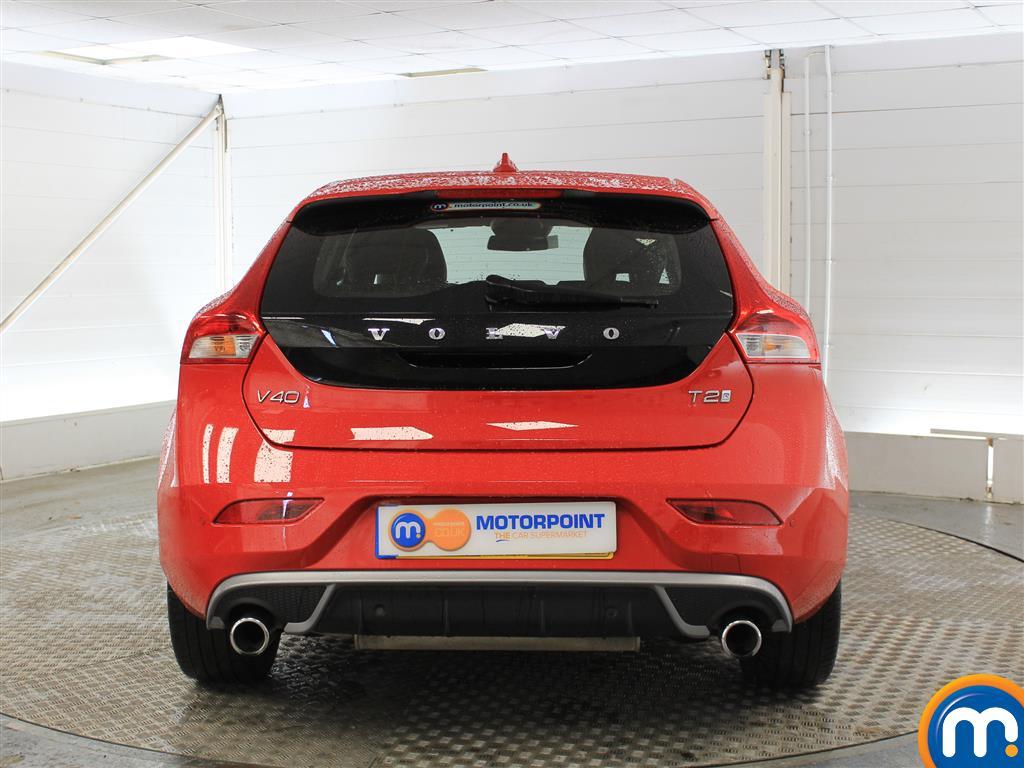 Volvo V40 R Design Nav Plus Manual Petrol Hatchback - Stock Number (1021782) - Rear bumper