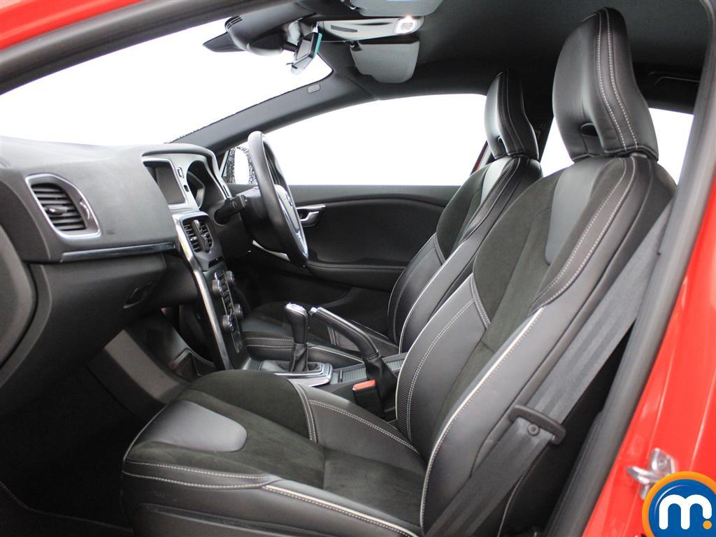Volvo V40 R Design Nav Plus Manual Petrol Hatchback - Stock Number (1021782) - 1st supplementary image