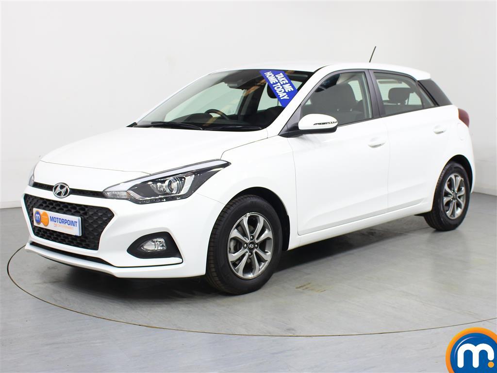 Hyundai I20 SE - Stock Number (1019882) - Passenger side front corner