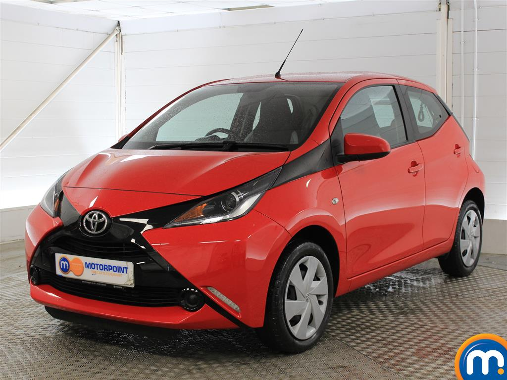 Toyota Aygo X-Play - Stock Number (1023764) - Passenger side front corner