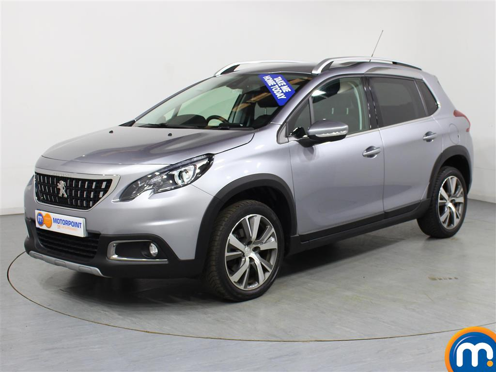 Peugeot 2008 Allure - Stock Number (1011191) - Passenger side front corner