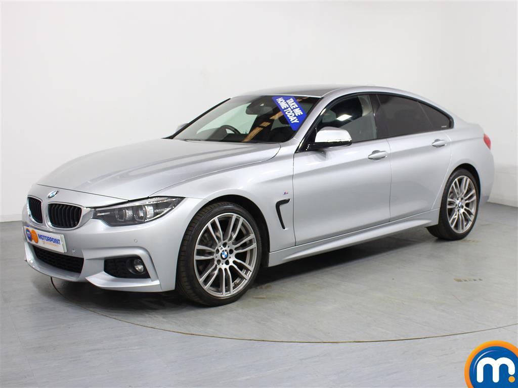 BMW 4 Series M Sport - Stock Number (1017496) - Passenger side front corner