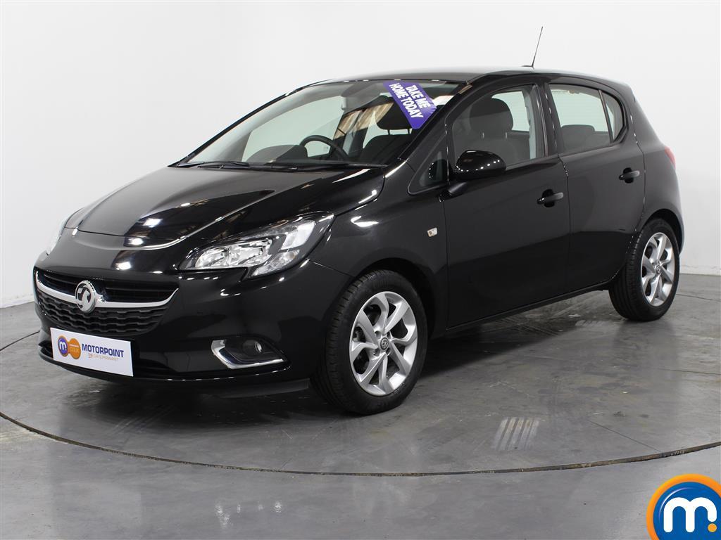 Vauxhall Corsa SRi - Stock Number (1016589) - Passenger side front corner