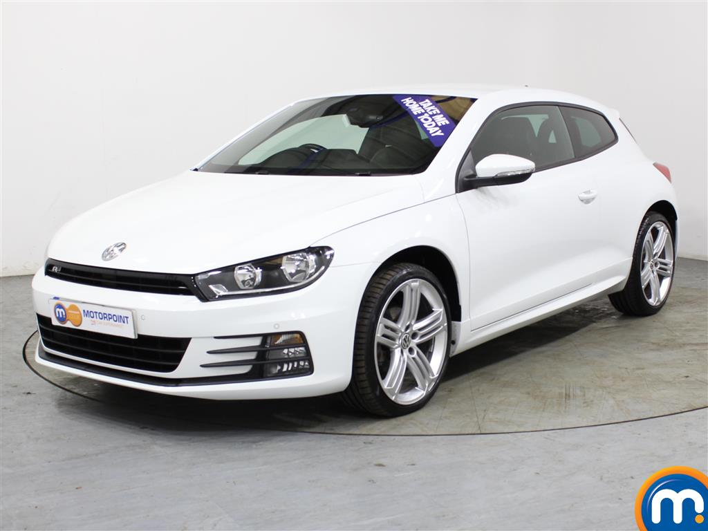 Used Or Nearly New Volkswagen Scirocco Volkswagen 2 0 Tdi Bluemotion