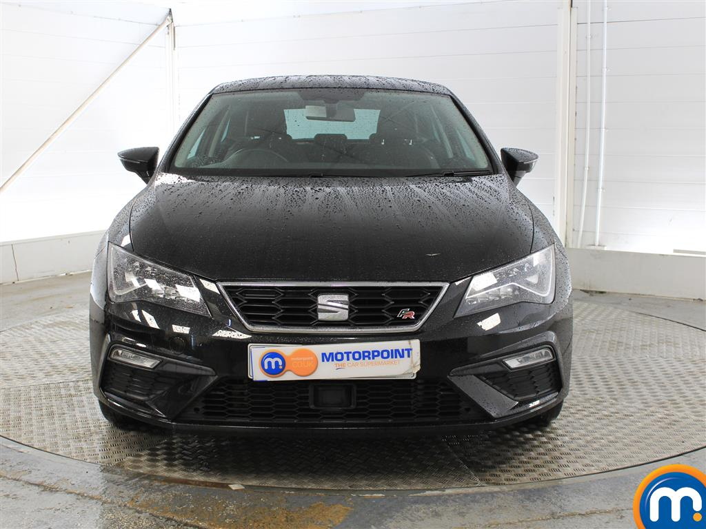 Seat Leon Fr Technology Manual Petrol Coupe - Stock Number (1024715) - Front bumper
