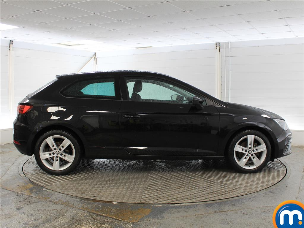Seat Leon Fr Technology Manual Petrol Coupe - Stock Number (1024715) - Drivers side