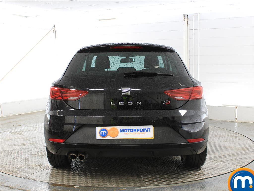 Seat Leon Fr Technology Manual Petrol Coupe - Stock Number (1024715) - Rear bumper