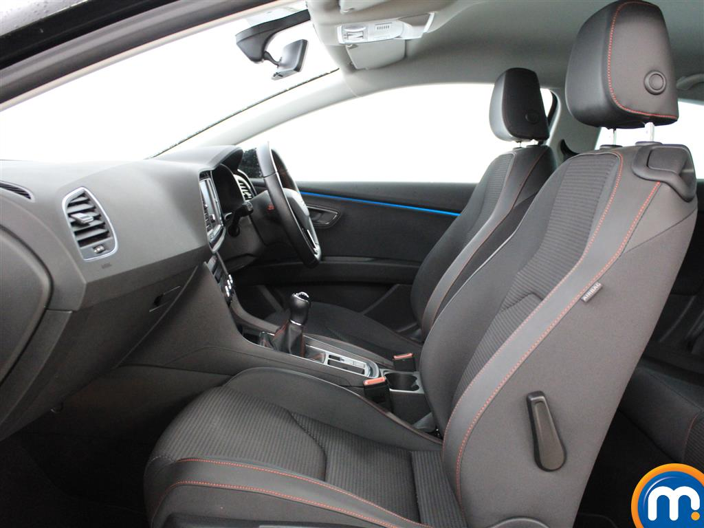 Seat Leon Fr Technology Manual Petrol Coupe - Stock Number (1024715) - 1st supplementary image