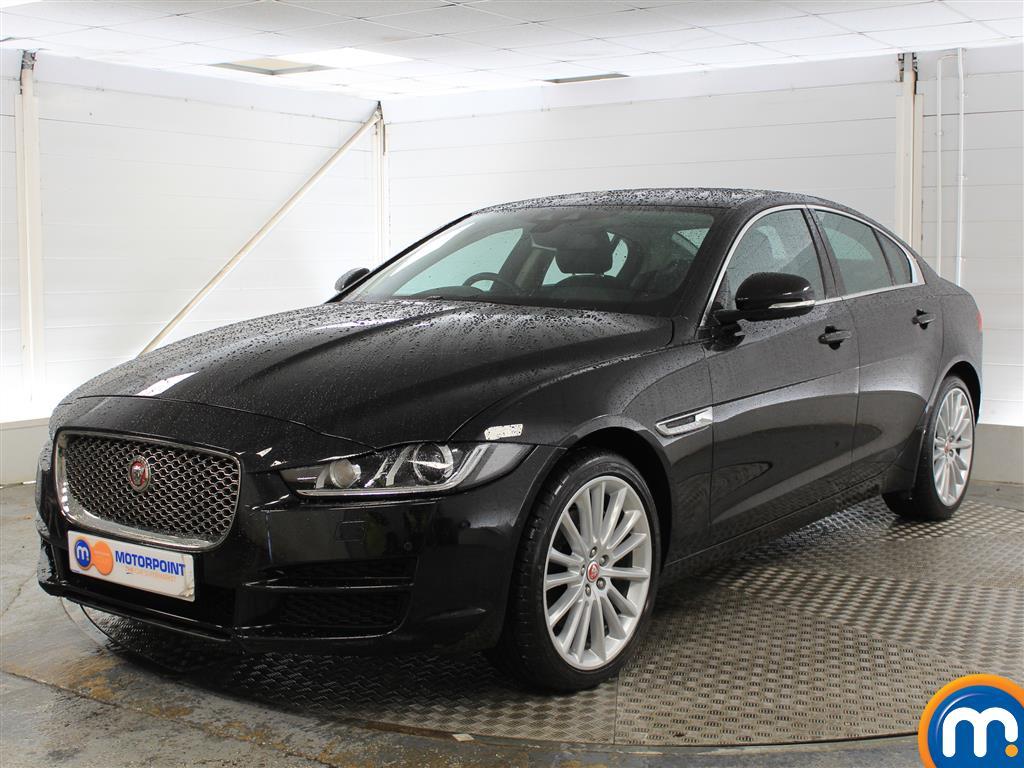 Jaguar XE Portfolio - Stock Number (1027263) - Passenger side front corner