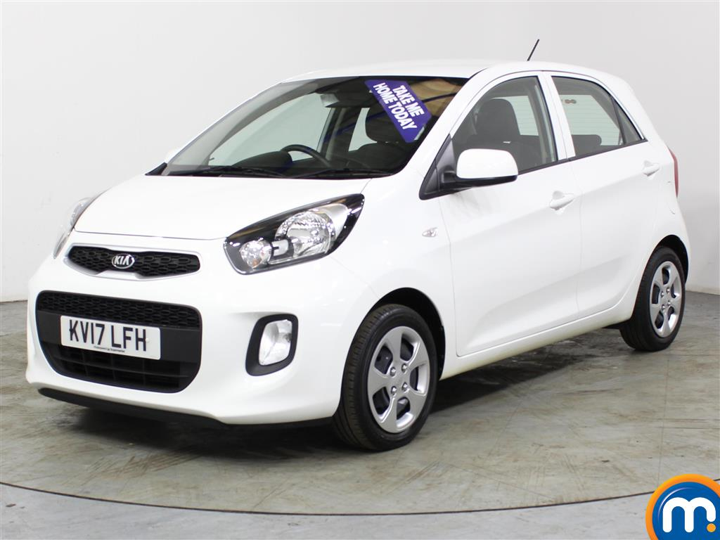 KIA Picanto 1 Air - Stock Number (1022433) - Passenger side front corner