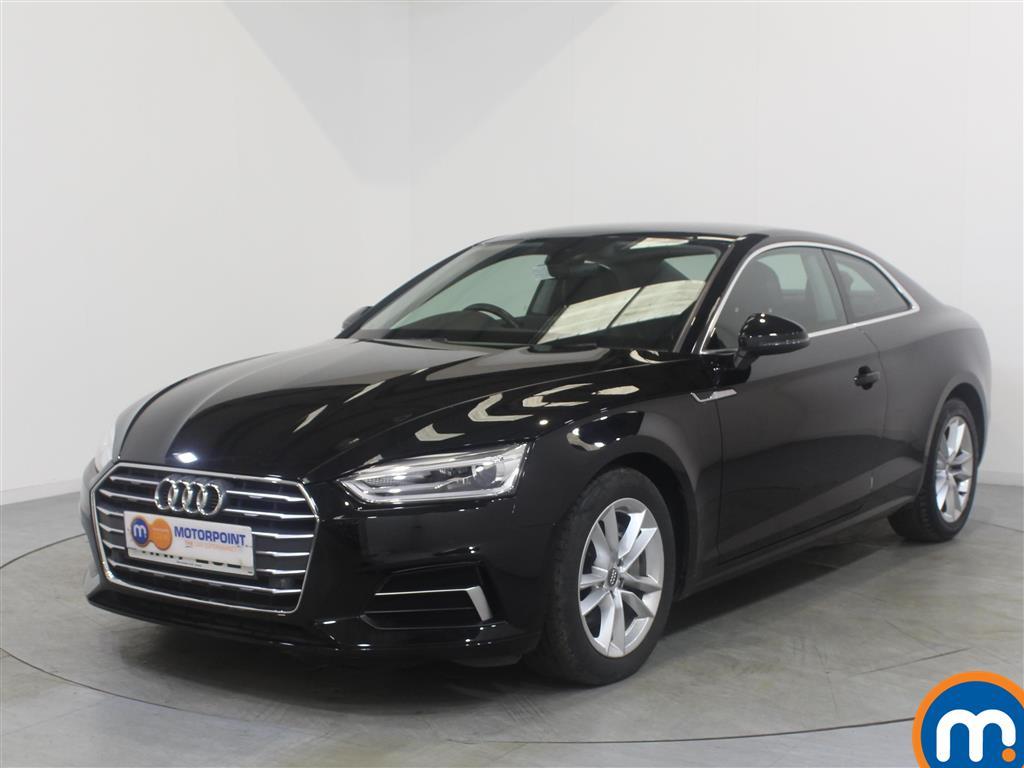 Audi A5 Sport - Stock Number (1024687) - Passenger side front corner