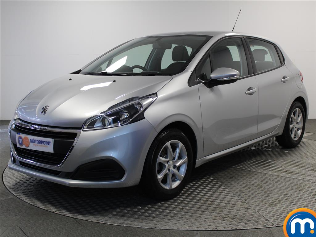 Peugeot 208 Active - Stock Number (1026140) - Passenger side front corner