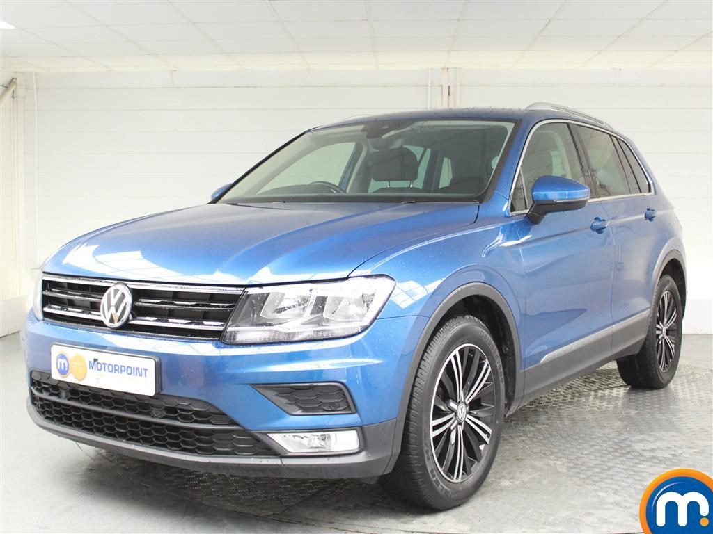 Volkswagen Tiguan SE Nav - Stock Number (1015285) - Passenger side front corner