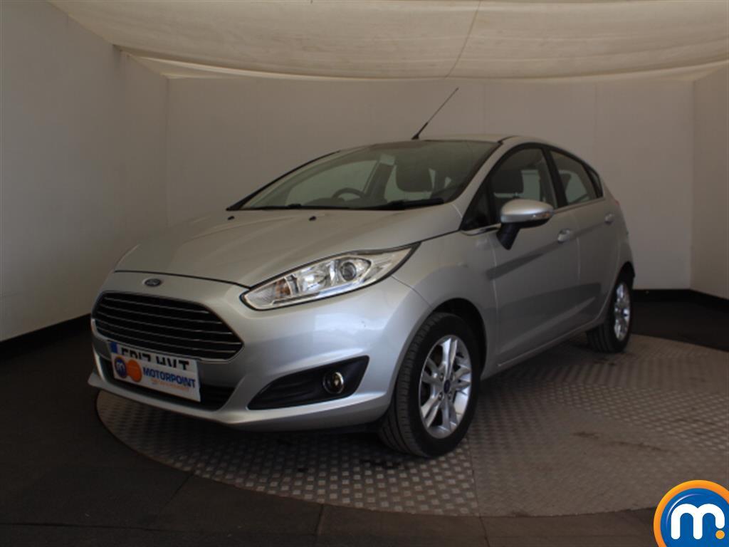 Ford Fiesta Zetec - Stock Number (1023593) - Passenger side front corner