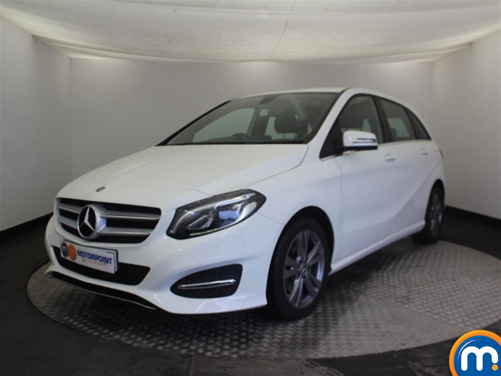 Mercedes-Benz B Class Exclusive Edition - Stock Number (1027277) - Passenger side front corner
