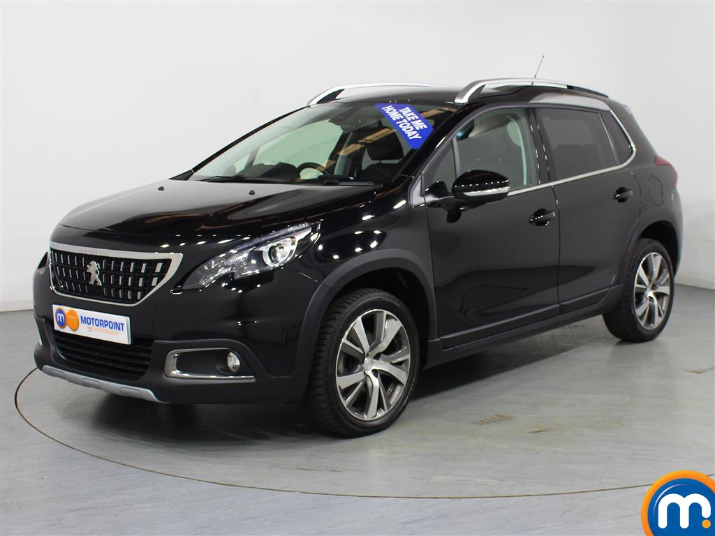 Peugeot 2008 Allure - Stock Number (1011188) - Passenger side front corner