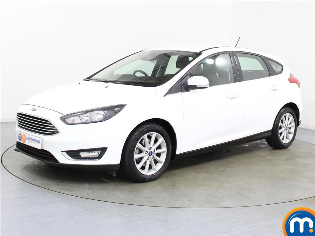 Ford Focus Titanium - Stock Number (1018216) - Passenger side front corner