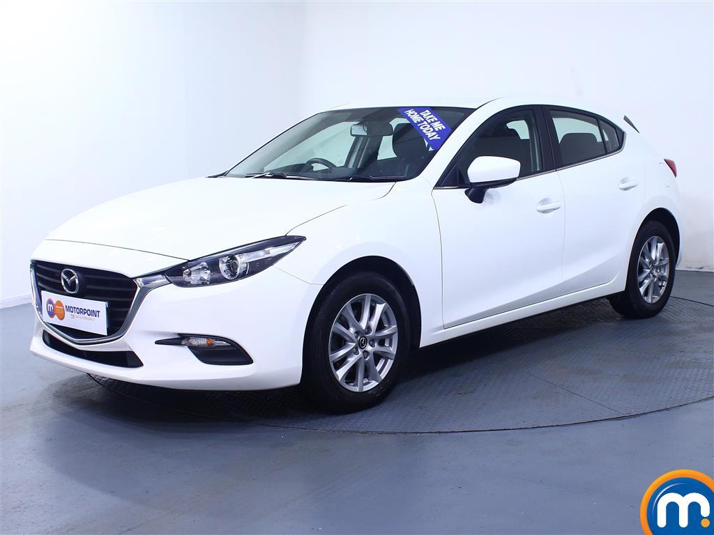 Mazda 3 SE - Stock Number (1012669) - Passenger side front corner