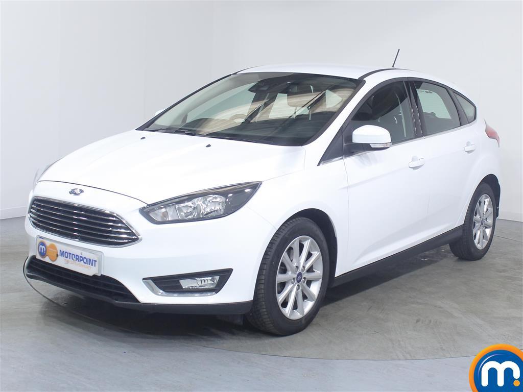 Ford Focus Titanium - Stock Number (1018740) - Passenger side front corner