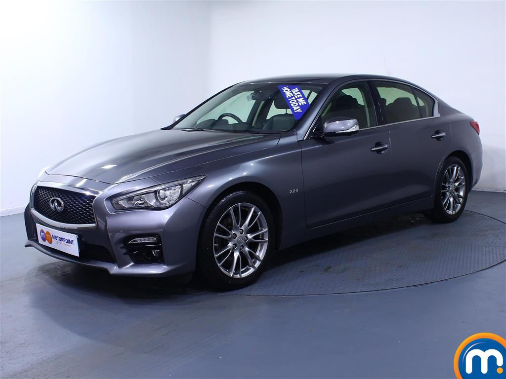 Infiniti Q50 Sport Executive - Stock Number (1026341) - Passenger side front corner