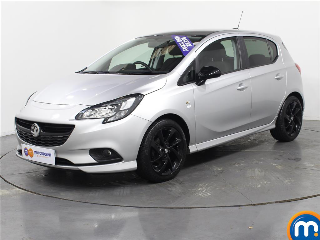 Vauxhall Corsa Limited Edition - Stock Number (1020801) - Passenger side front corner