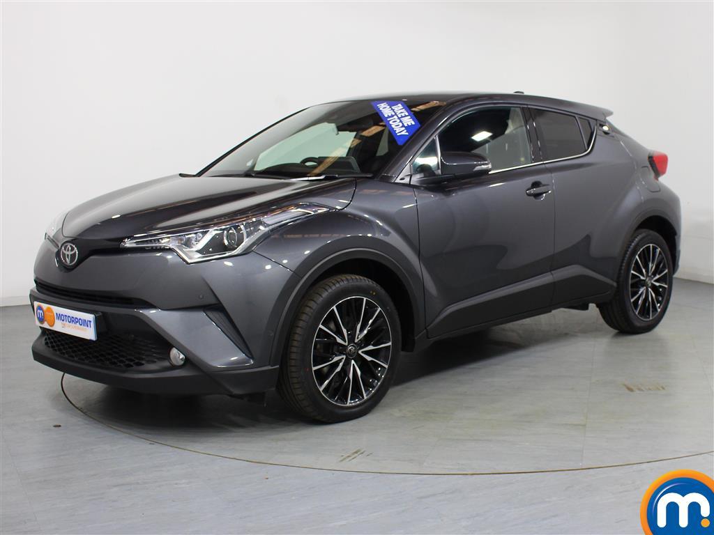Toyota C-Hr Excel - Stock Number (1017602) - Passenger side front corner