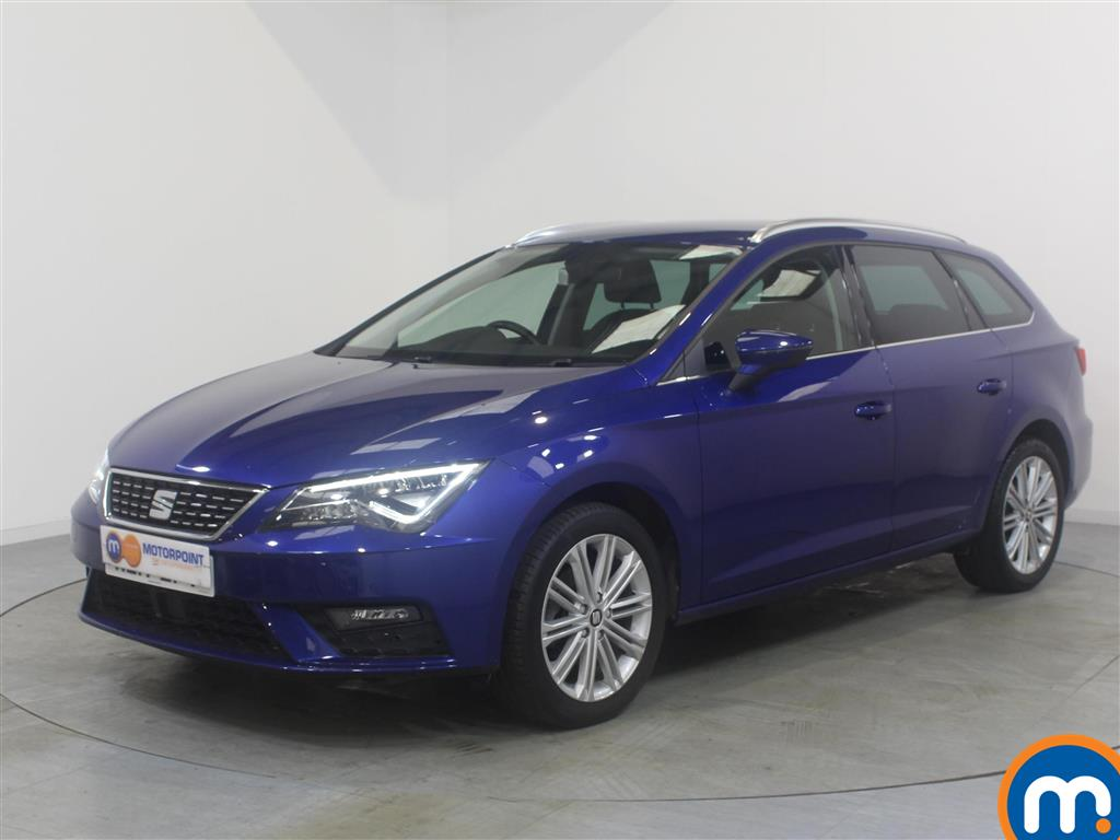 Seat Leon Xcellence Technology - Stock Number (1024230) - Passenger side front corner