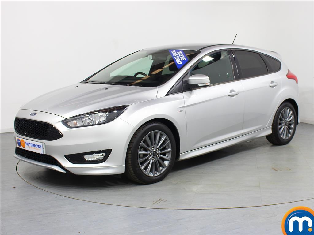 Ford Focus ST-Line - Stock Number (1021933) - Passenger side front corner