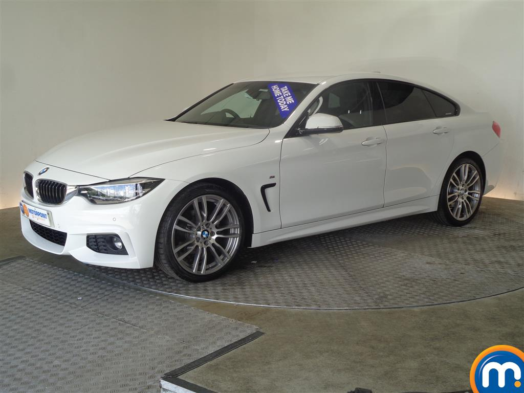 BMW 4 Series M Sport - Stock Number (1027442) - Passenger side front corner