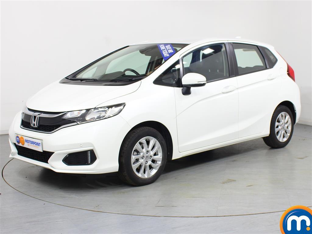 Honda Jazz SE Navi - Stock Number (1020566) - Passenger side front corner