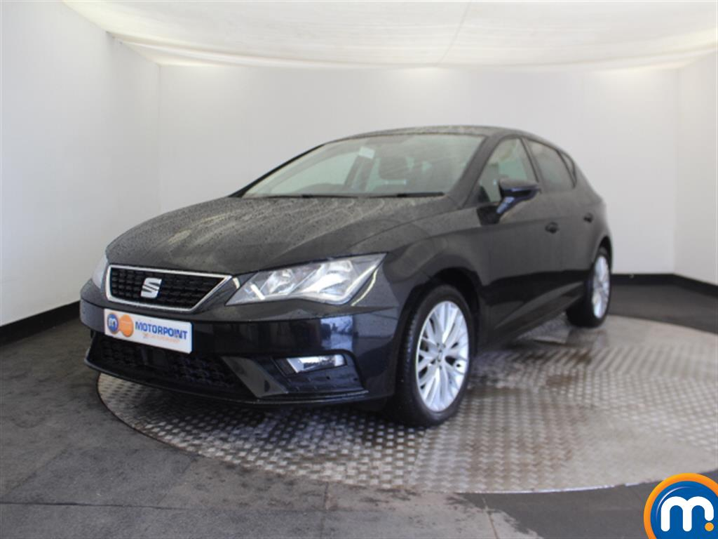 Seat Leon SE Dynamic Technology - Stock Number 1027346 Passenger side front corner