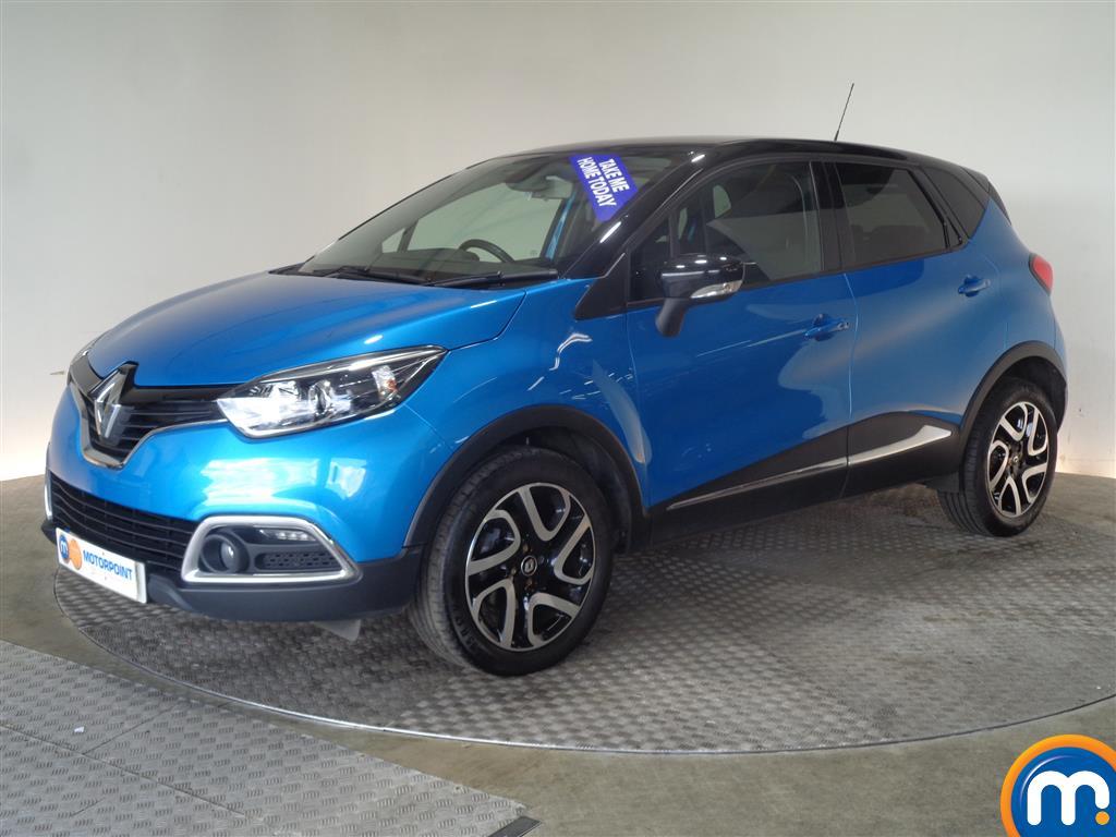 Renault Captur Dynamique S Nav - Stock Number (1026106) - Passenger side front corner