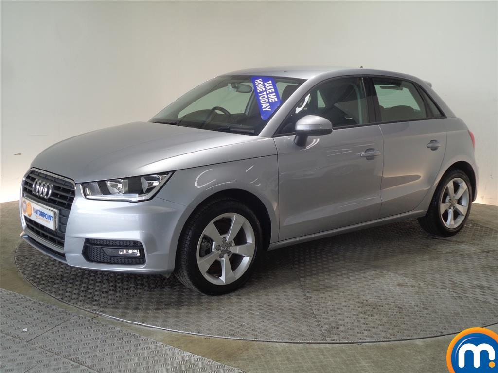 Audi A1 Sport Nav - Stock Number (1023900) - Passenger side front corner