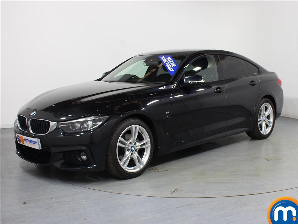 BMW 4 Series M Sport - Stock Number (1003593) - Passenger side front corner