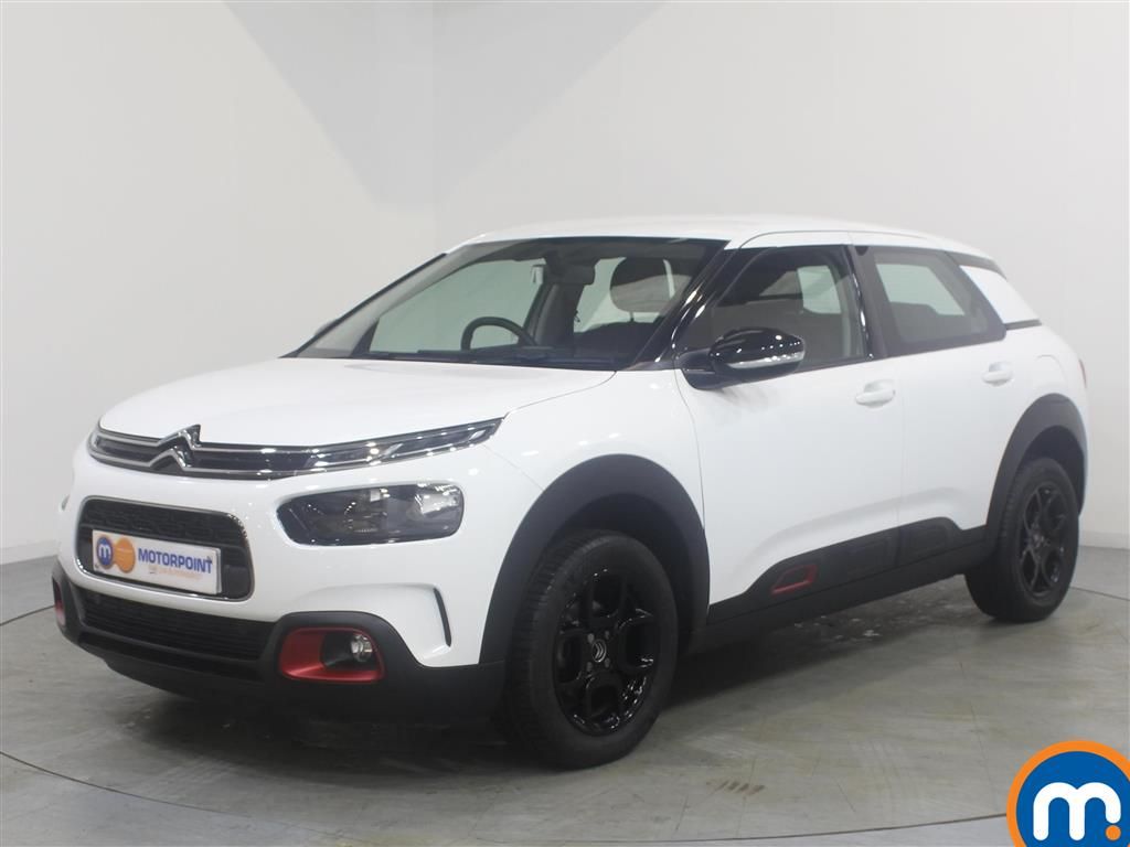 Citroen C4 Cactus Feel Edition - Stock Number (1027098) - Passenger side front corner