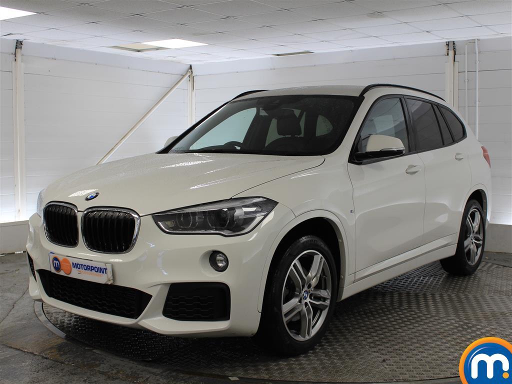 BMW X1 M Sport - Stock Number (1024647) - Passenger side front corner