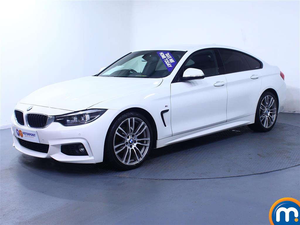 BMW 4 Series M Sport - Stock Number (1027436) - Passenger side front corner