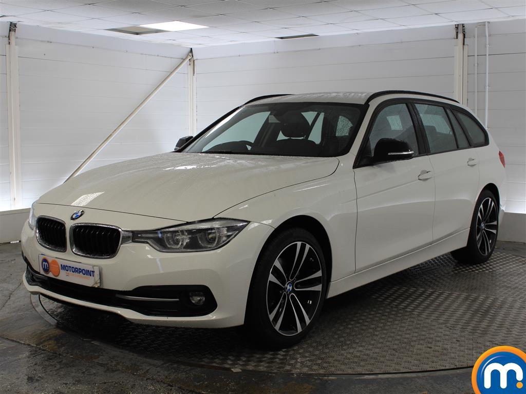 BMW 3 Series Sport - Stock Number (1020827) - Passenger side front corner