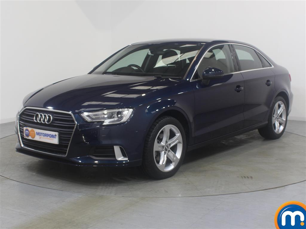 Audi A3 Sport - Stock Number (1023565) - Passenger side front corner