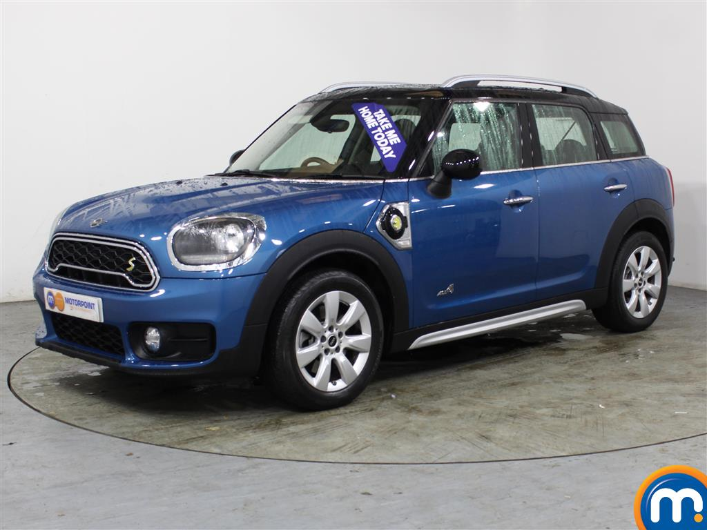 Mini Countryman Cooper S E - Stock Number (1020822) - Passenger side front corner
