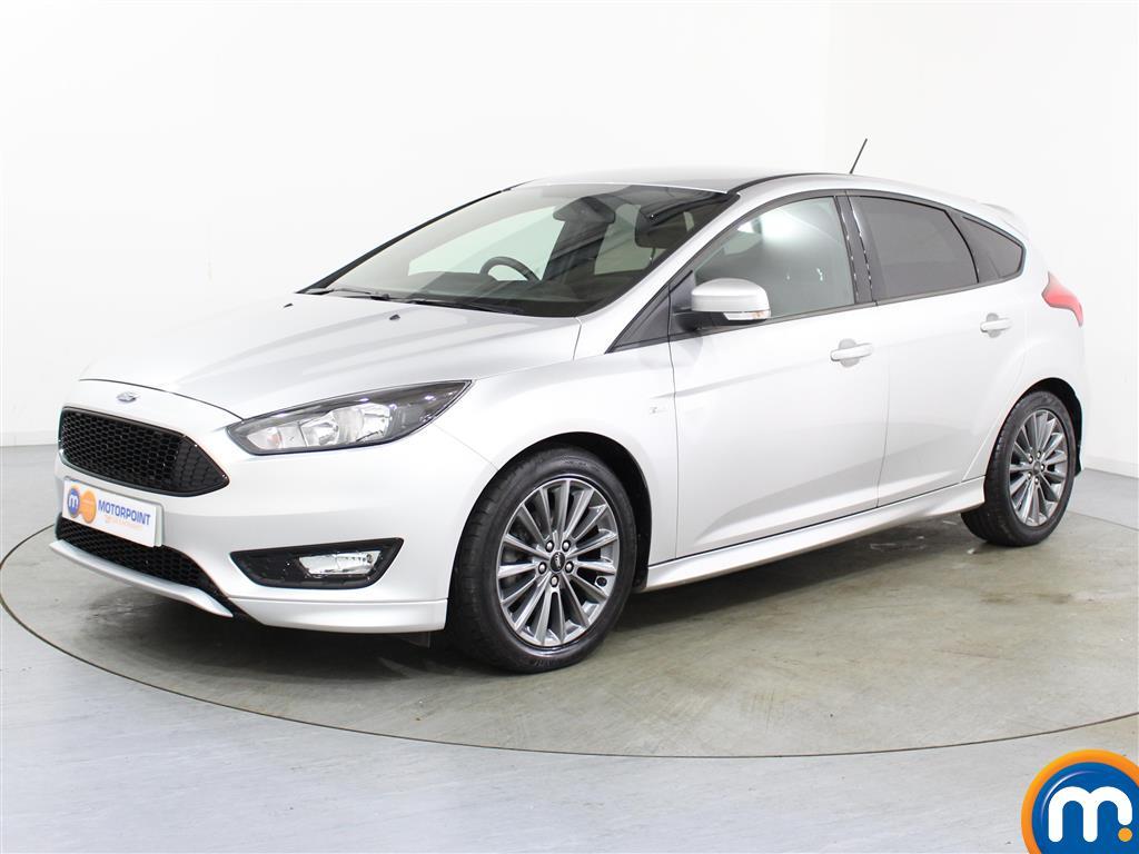 Ford Focus ST-Line - Stock Number (1021900) - Passenger side front corner