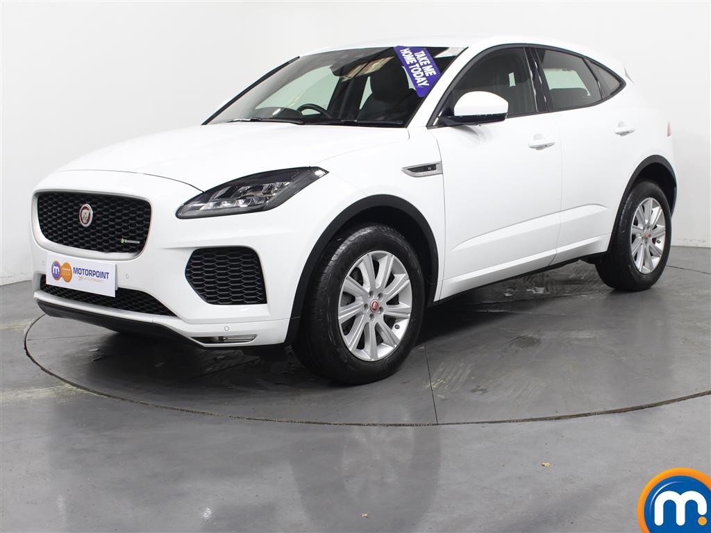 Jaguar E-Pace R-Dynamic S - Stock Number (1022760) - Passenger side front corner