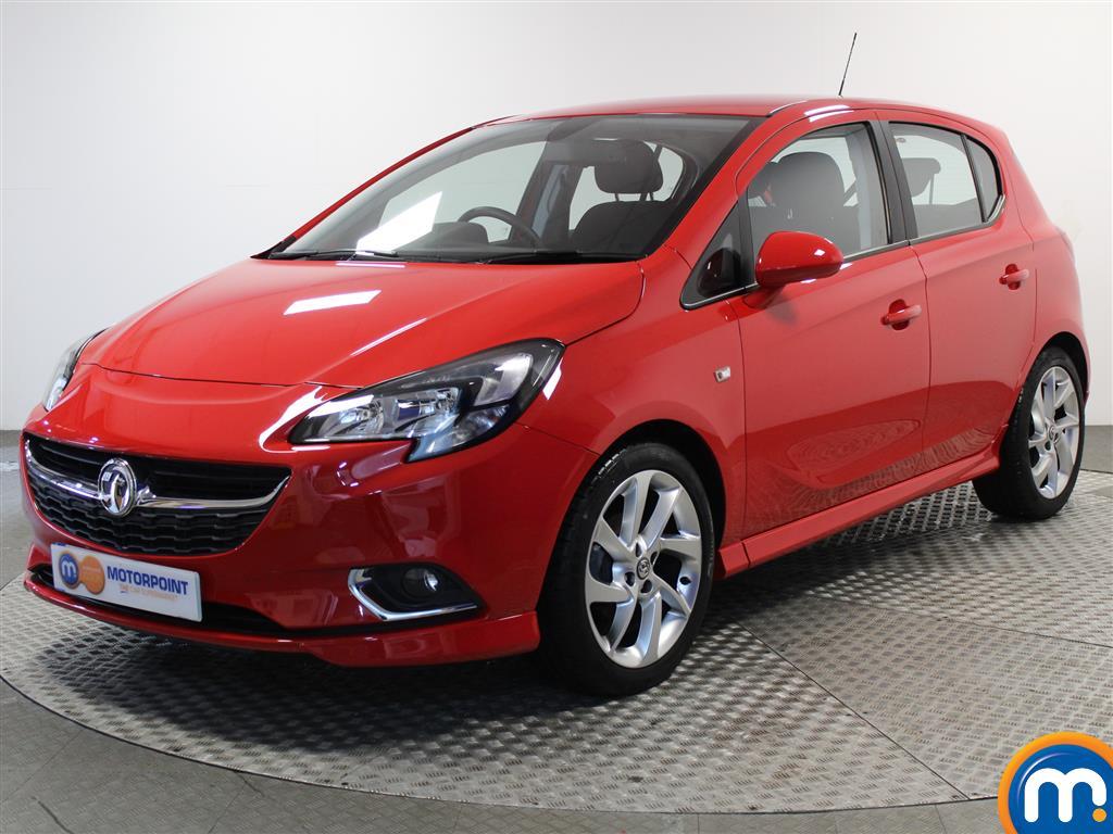 Vauxhall Corsa SRi Vx-line - Stock Number (1026164) - Passenger side front corner
