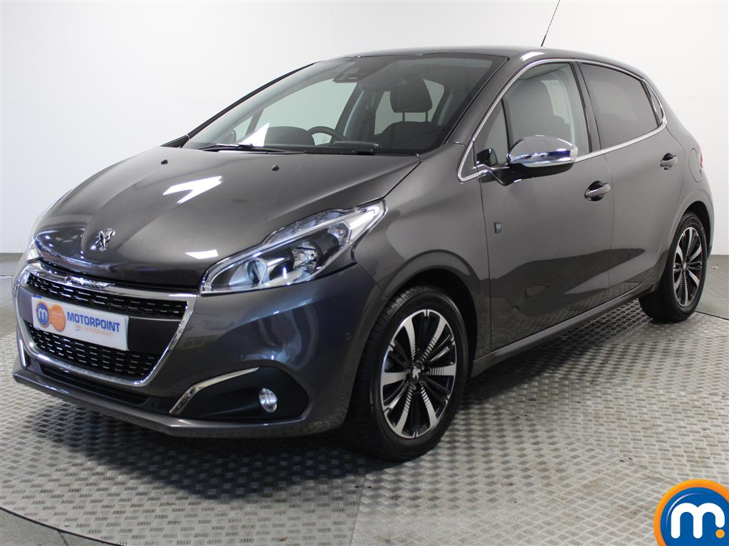 Peugeot 208 Tech Edition - Stock Number (1021650) - Passenger side front corner