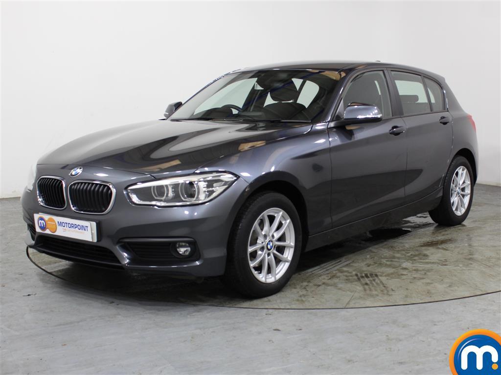 BMW 1 Series SE Business - Stock Number (1018073) - Passenger side front corner