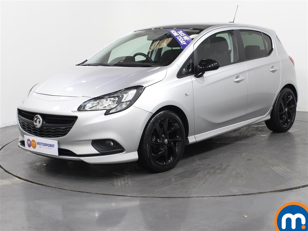 Vauxhall Corsa Limited Edition - Stock Number (1020800) - Passenger side front corner