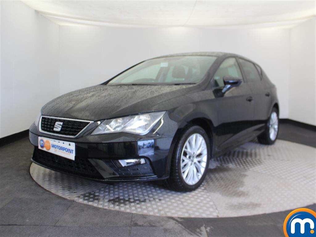 Seat Leon SE Dynamic Technology - Stock Number 1027113 Passenger side front corner